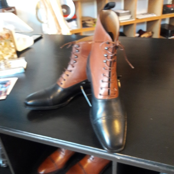 376b5ca0eb8 Men's custom made boots by Rider boot shop